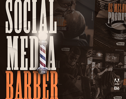 Social Media Barbearia