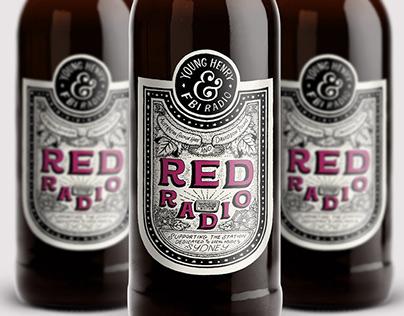 Illustrative Beer Label