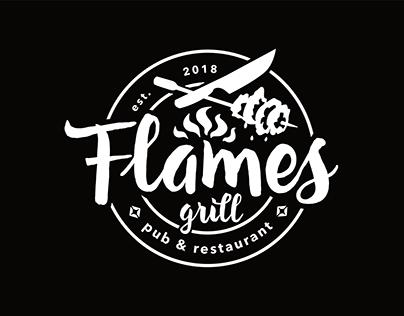 Flames Grill Pub & Restaurant