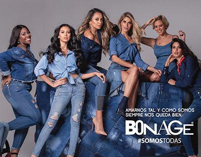 Campaña Bonage Jeans