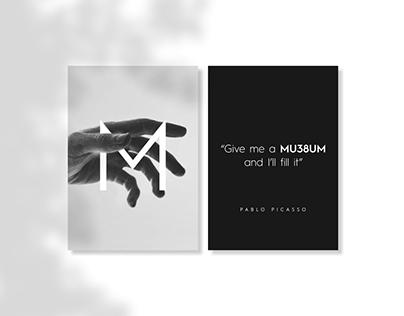 Identity MU38UM (Museum Studio 38)