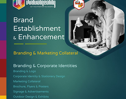 Branding, Corporate IDs & Marketing Collateral