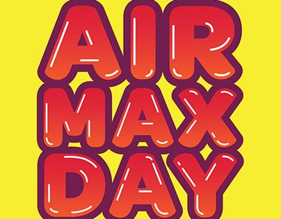 Air Max Day Poster