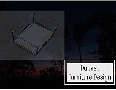 Dupas - Bed (Furniture) Concept