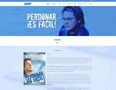 Diseño web/eCommerce abelardoramirez.com
