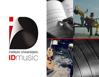 ID Music Institute - Social media & web site
