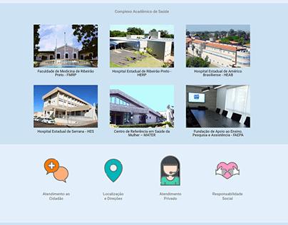 HCRP - Hospital das Clínicas de Ribeirão Preto