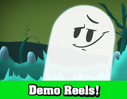 Demo Reels!