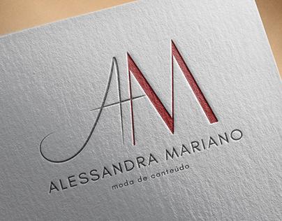 Logo Alessandra Mariano