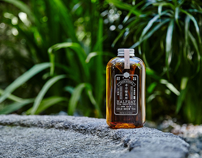 Halfday Tea Institute Cold Brew Tea Series 半日焙茶所 · 冷萃系列