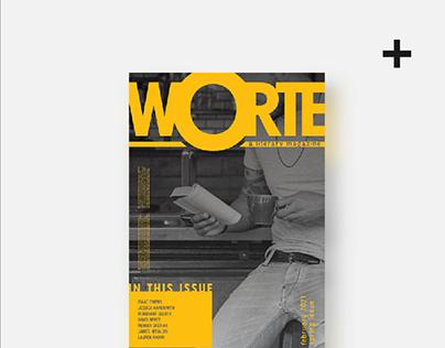 Design Practicum: Literary Journal Layout
