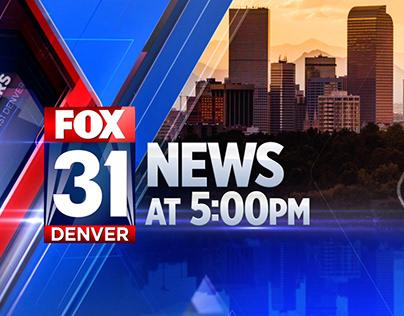 FOX31 Denver Rebrand