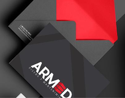 Armed Diseño y Mantenimiento / MARCA