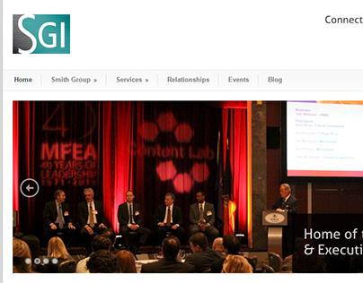 SGI Corporate Site Digital