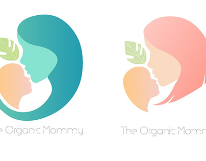 Logo - The Organic Mommy