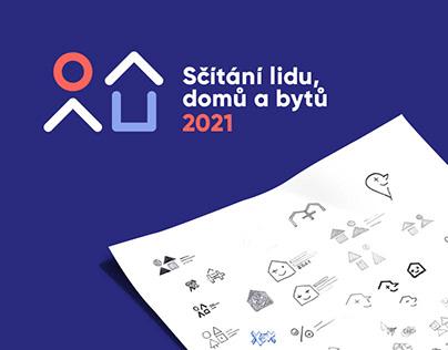 Sčítání lidu, domů a bytů 2021
