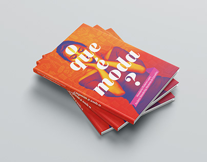 Projeto Gráfico Editorial | O que é moda?
