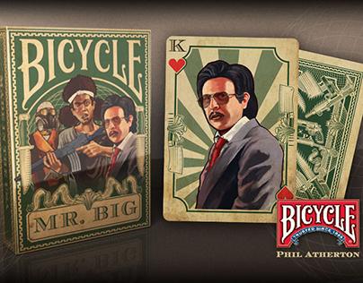 Gangster Deck of Cards