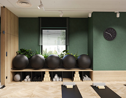 Yoga & Pilates Club, Gdansk, Poland