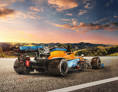 McLaren MCL35 - Texas Hill Country