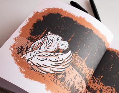 Pato-Cão (Duck-Dog) Children's Book