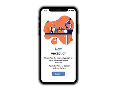 Medicine purchase app