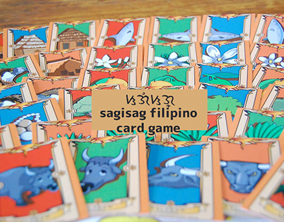 Sagisag | Card Game