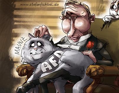 Vladimir Putin | Voll Netflix der Typ