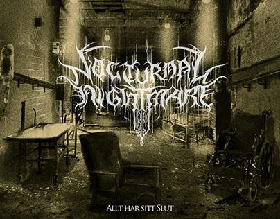 Nocturnal Nightmare- Allt Har Sitt Slut artwork