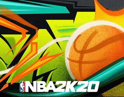 NBA 2K20 Banners