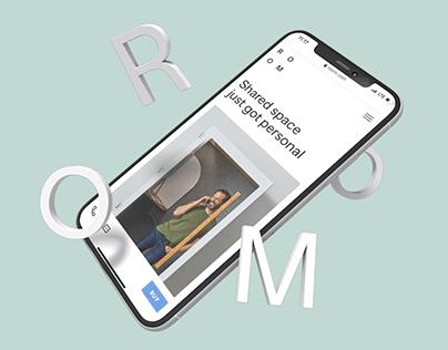 ROOM™ — Web & ID