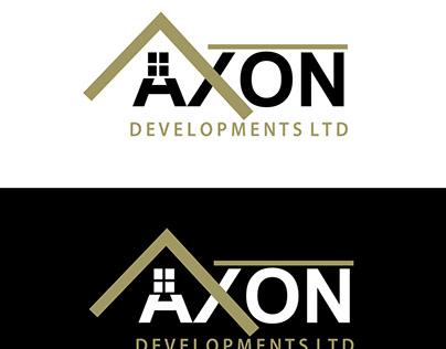 Logo Design for Axon Development compmany