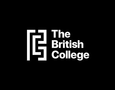 The British College Re branding Concept