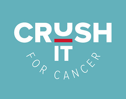 Name, Logo, & Collateral for Crush-It for Cancer Event