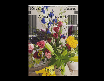 Revue Faire 18: Ines Cox, a studio visit