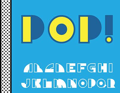 POP! Typeface