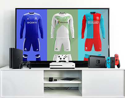 Console Football kit
