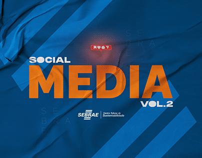 SOCIAL MEDIA | SEBRAE