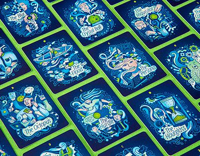 Deloitte Deck of Cards