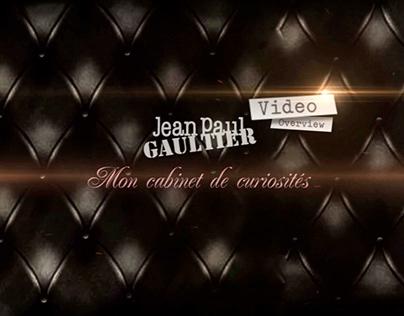 Jean Paul Gaultier • Mon cabinet de curiosités