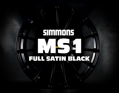 New arrival SIMMONS MS1 campaign