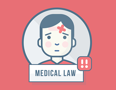 MEDICAL LAW Motion Graphic