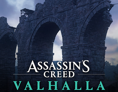 Assassin's Creed Valhalla (2monasteries)