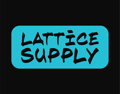 Lattice Supply - Hand Lettering Logo - DLC (15)
