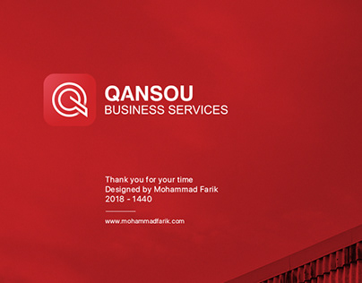 Qansou | Brand manual guideline