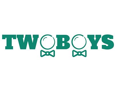 Remake Logo - Two Boys
