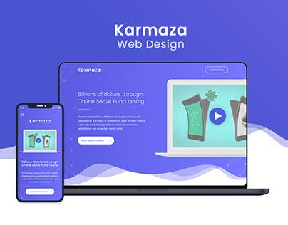 Karmaza Web Design