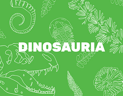 Dinosauria // Packaging
