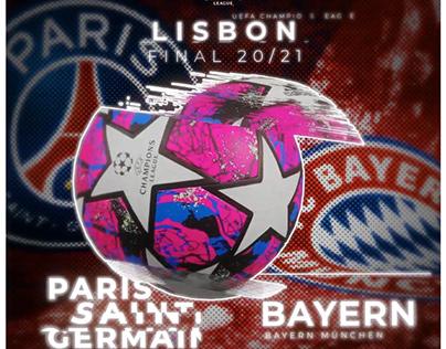 UEFA Champions League 20-21 FINAL