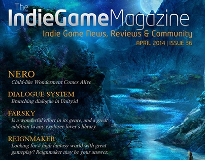 Indie Game Magazine, April 2014